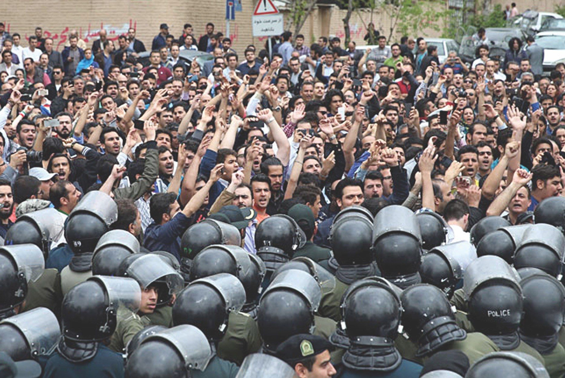 What Is Behind Iran's New Wave Of Civil Resistance? | 4 Change